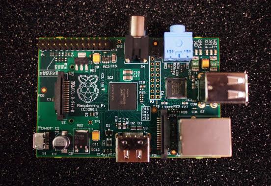 RaspberryPicomputer