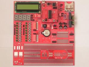 MSP430 Geliştirme Kartı