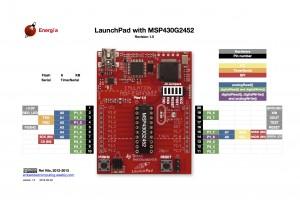 LaunchPadMSP430G2452-v1.5