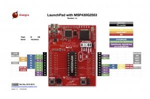 LaunchPadMSP430G2553-v1.4