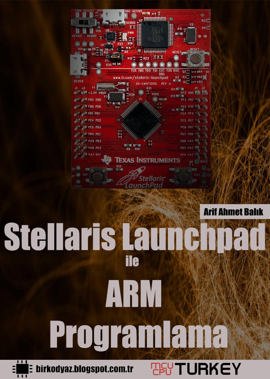 Arm programlama eğitimleri e kitap