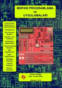 MSP430 Programlama ve Uygulamaları